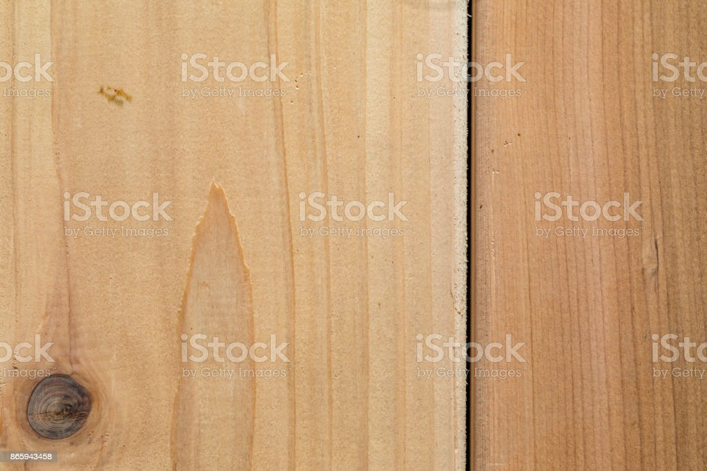 Wood Boards Detail stock photo