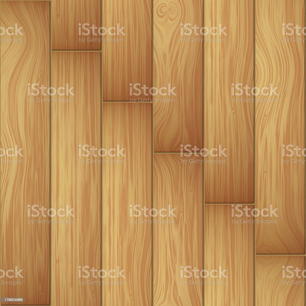 Wood capet (Seamless texture) royalty-free stock photo