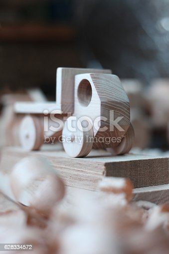 184659330 istock photo Wood carving toy 628334572