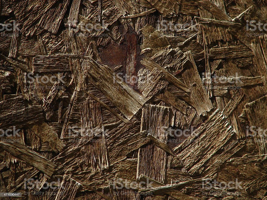 wood chip texture stock photo