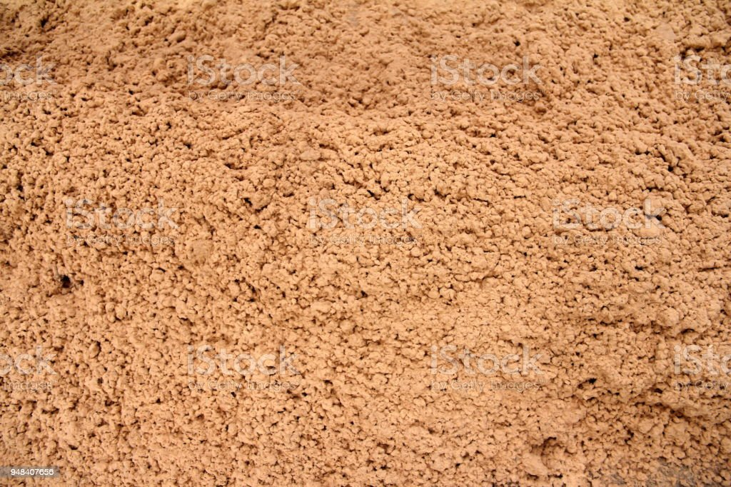Wood chips Flakes and sawdust or fiber used as raw materials in the production of wood pellets background. stock photo