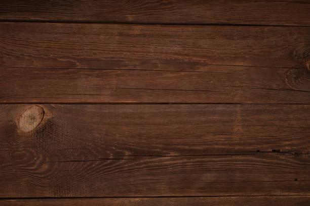 Holz-Schreibtischplanke als Hintergrund oder Textur zu verwenden – Foto