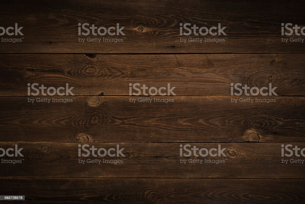 wood desk plank to use as background or texture stock photo