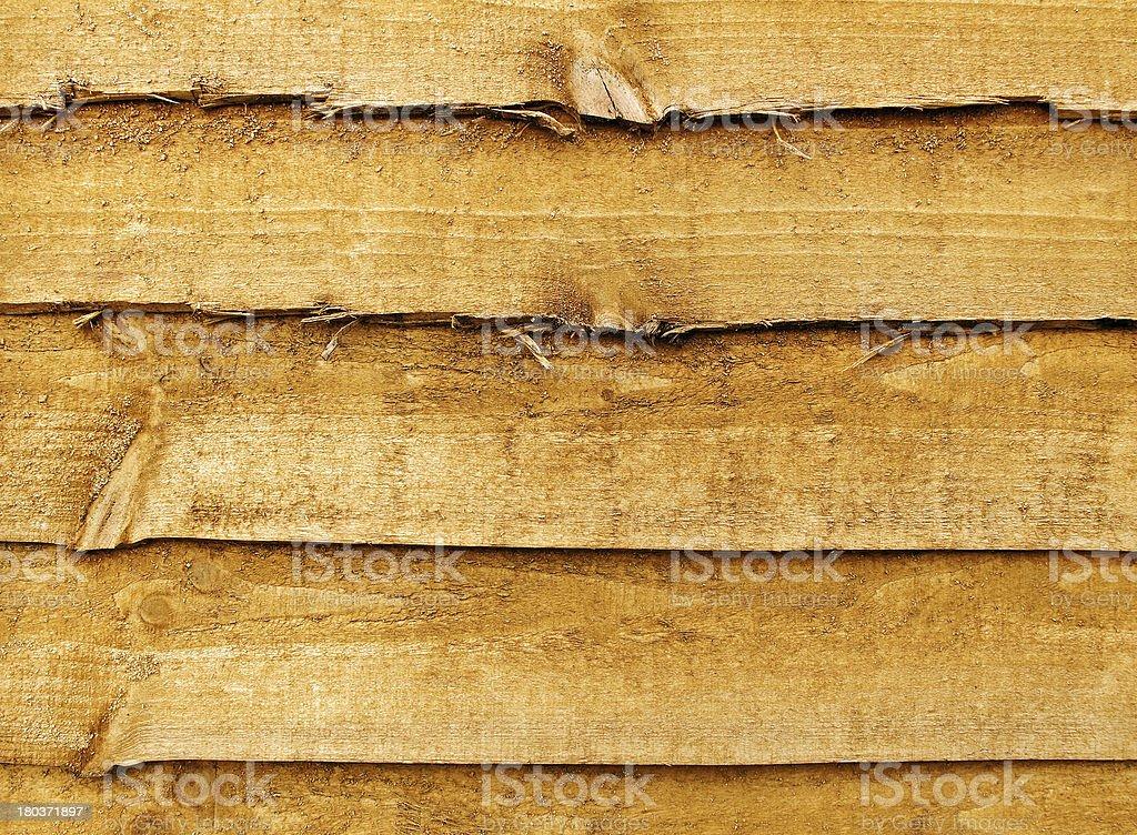 Wood fence. royalty-free stock photo