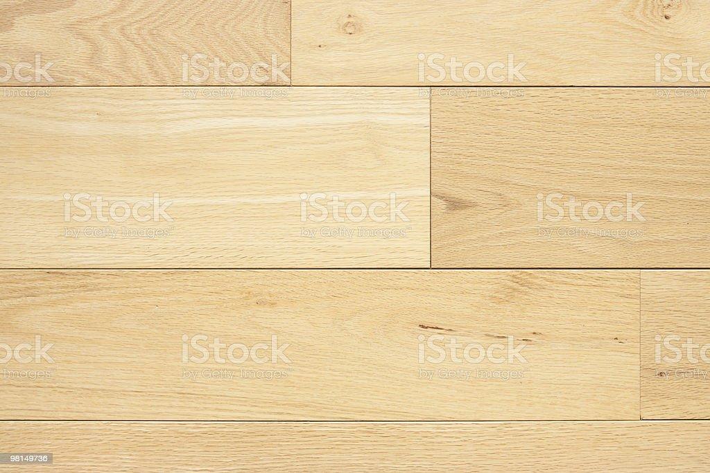 Wood Floor Closeup royalty-free stock photo