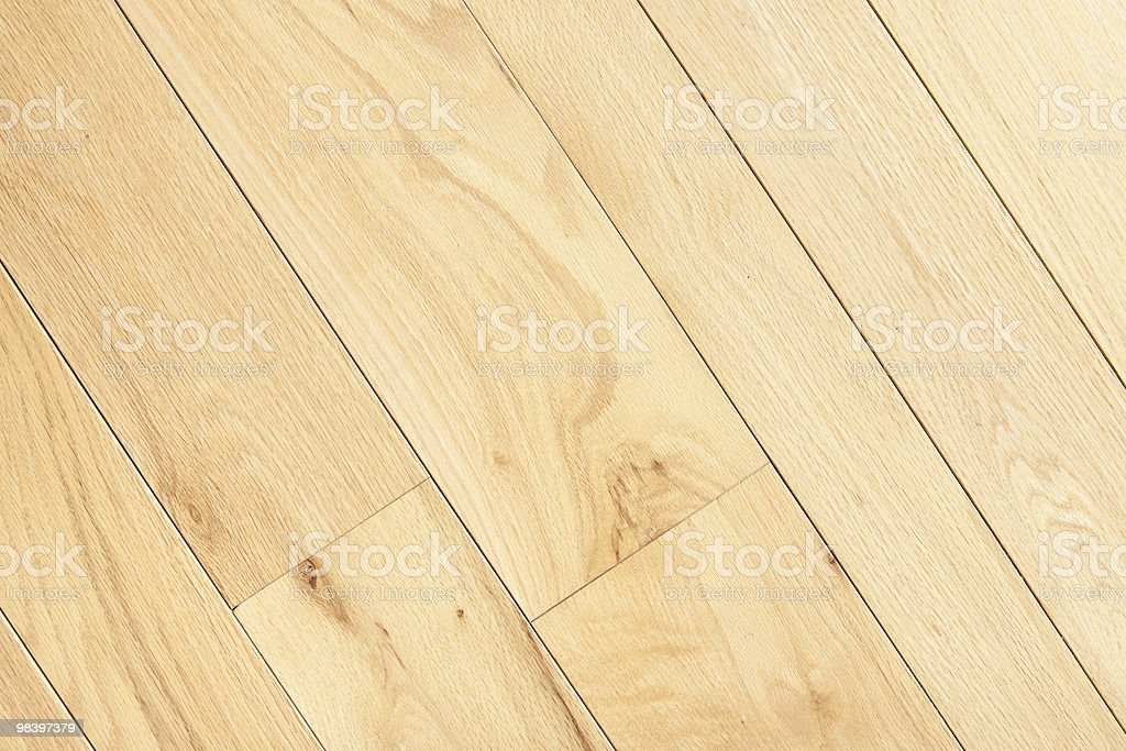 Wood Floor Closeup royalty-free stock photo