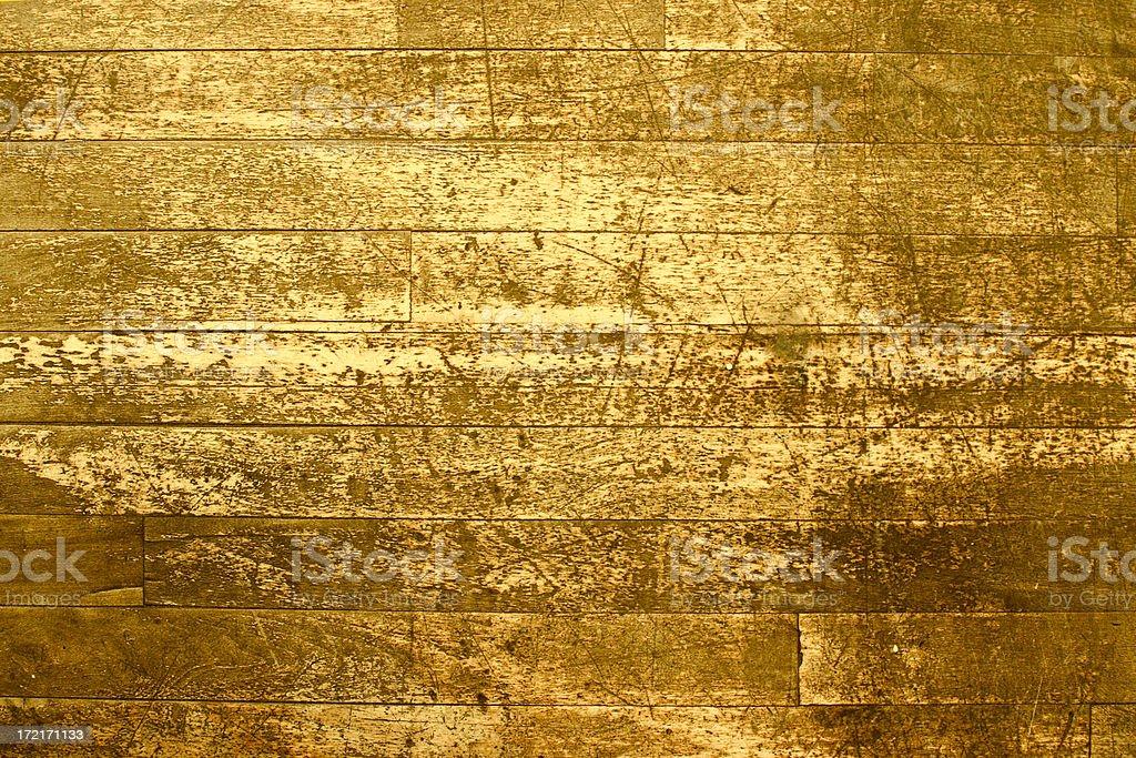 Wood floor distress stock photo