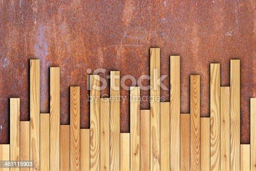 1124475954istockphoto wood floor installation 451115903