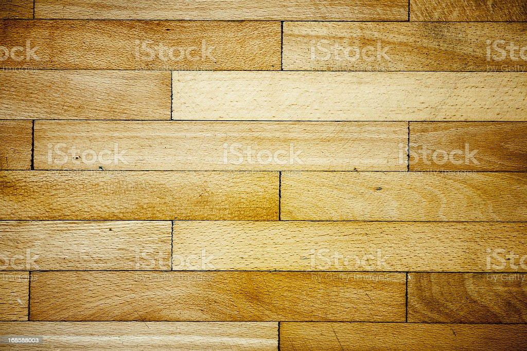 Wood Floor Pattern stock photo