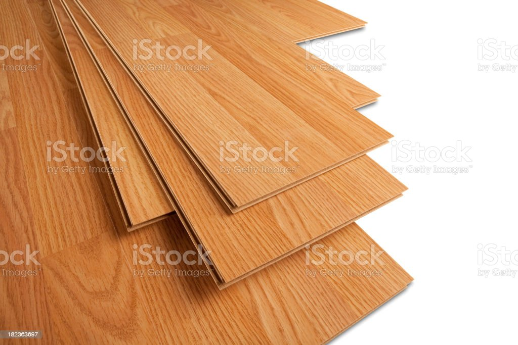 Wood floor royalty-free stock photo