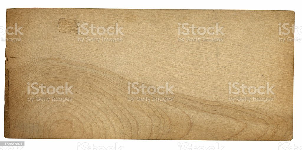 Wood Letter royalty-free stock photo
