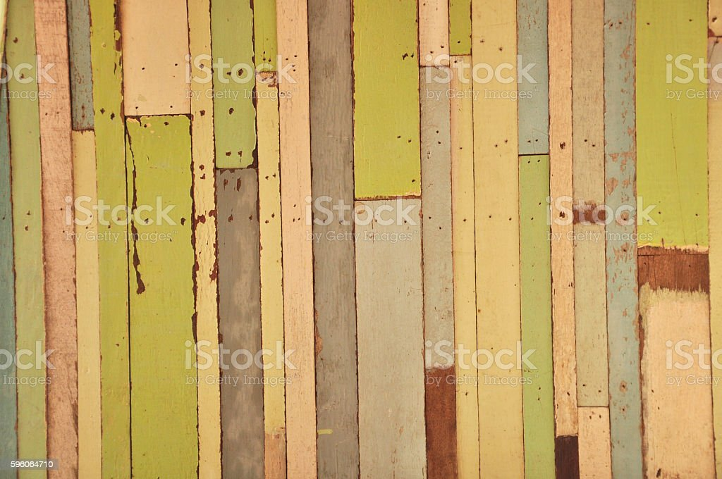 Wood material background for Vintage wallpaper,decoration wall royalty-free stock photo