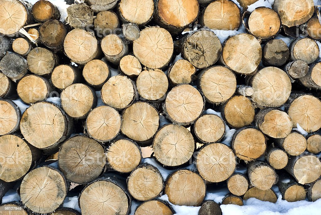 Wood Material royalty-free stock photo