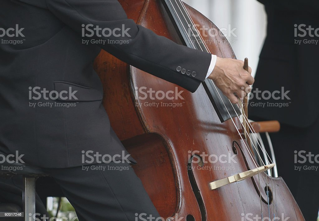 Wood melodies stock photo