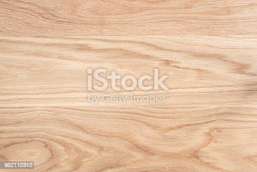 Wood oak texture, Natural dark brown wooden background.