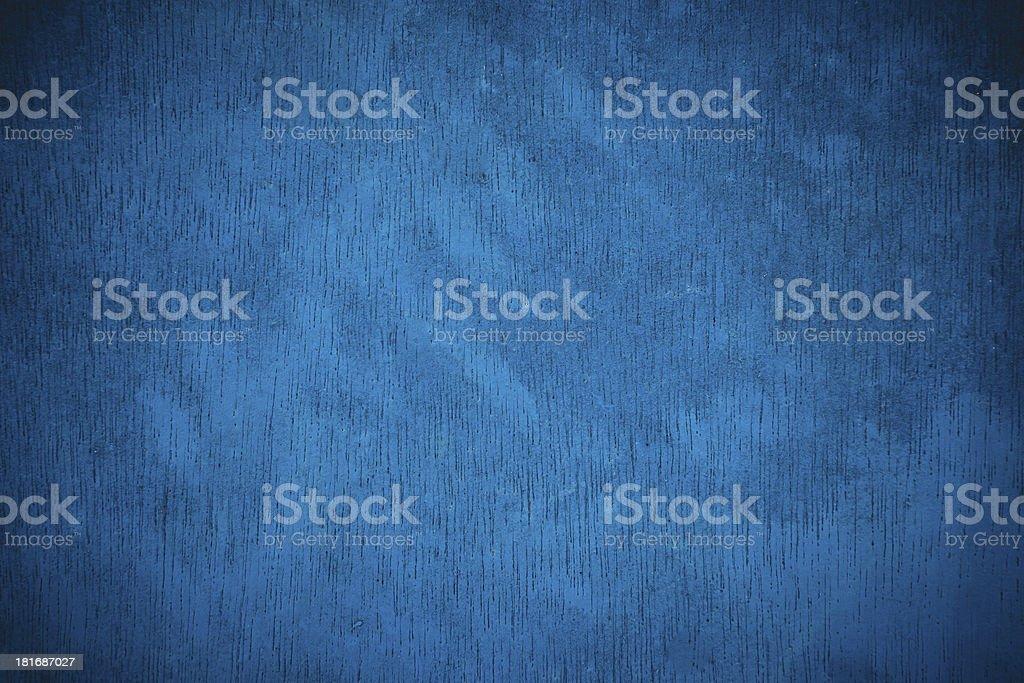 Madera vieja de fondo azul - foto de stock