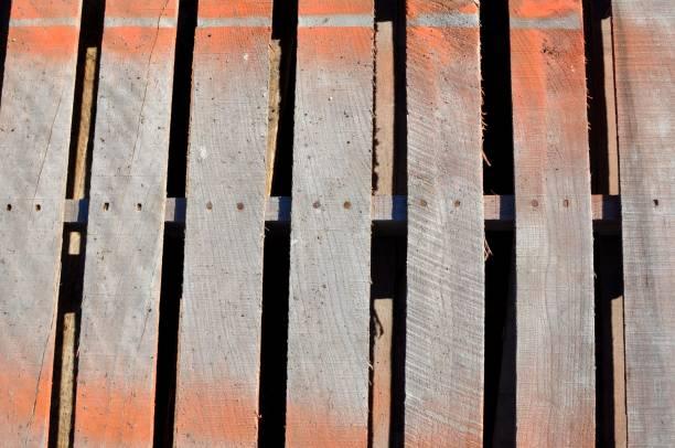 dessus de palette en bois - palais buccal photos et images de collection