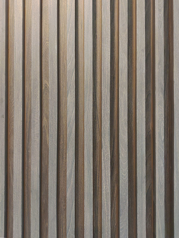 Wood Panel Wall Or Fence With Groove Background Texture Stock Photo Download Image Now Istock