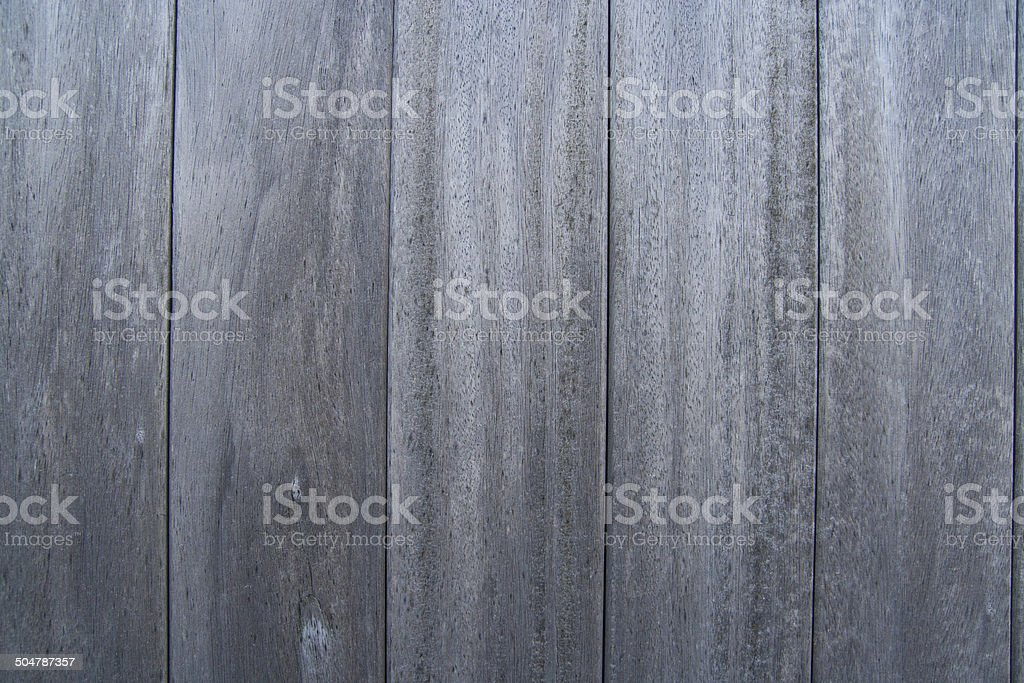 Holzverkleidung stock photo