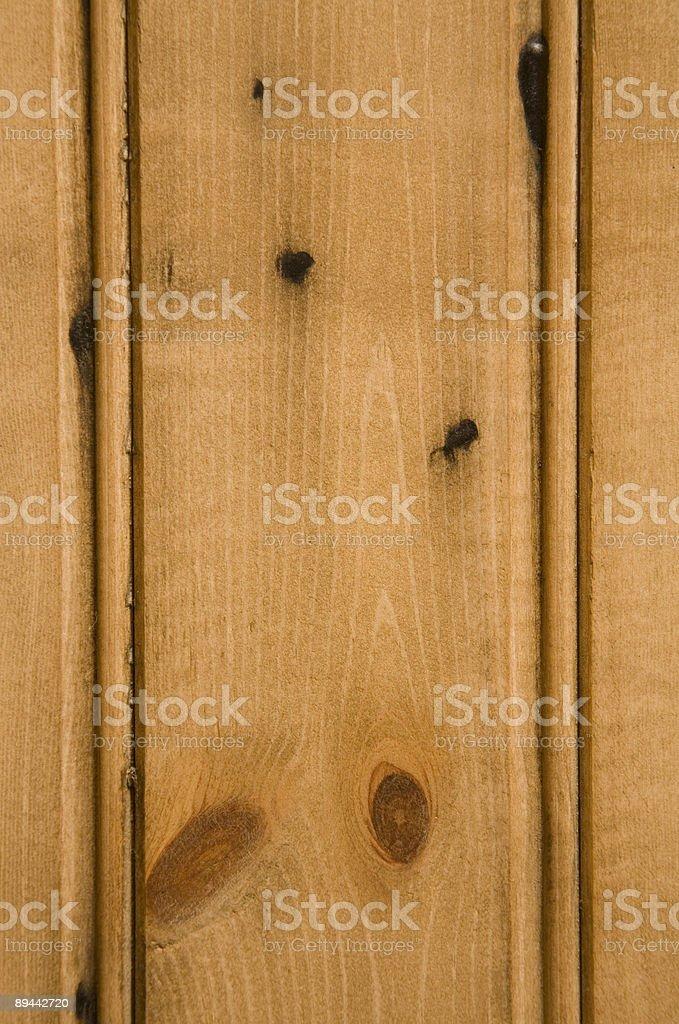 Wood paneling royalty-free stock photo