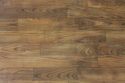 Wood parquet floor seamless textured