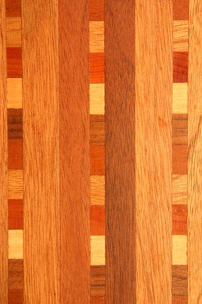 Wood Parquet Macro Wood parquetry macro showing different kinds of wood inlay stock pictures, royalty-free photos & images