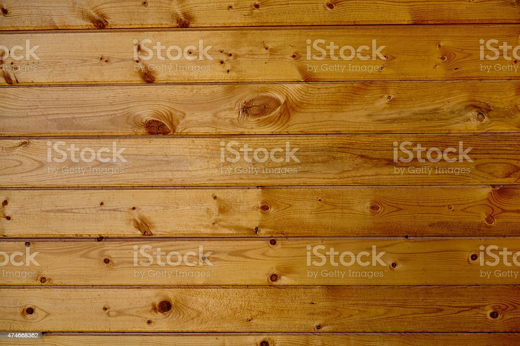 Wood Pine Boards stock photo