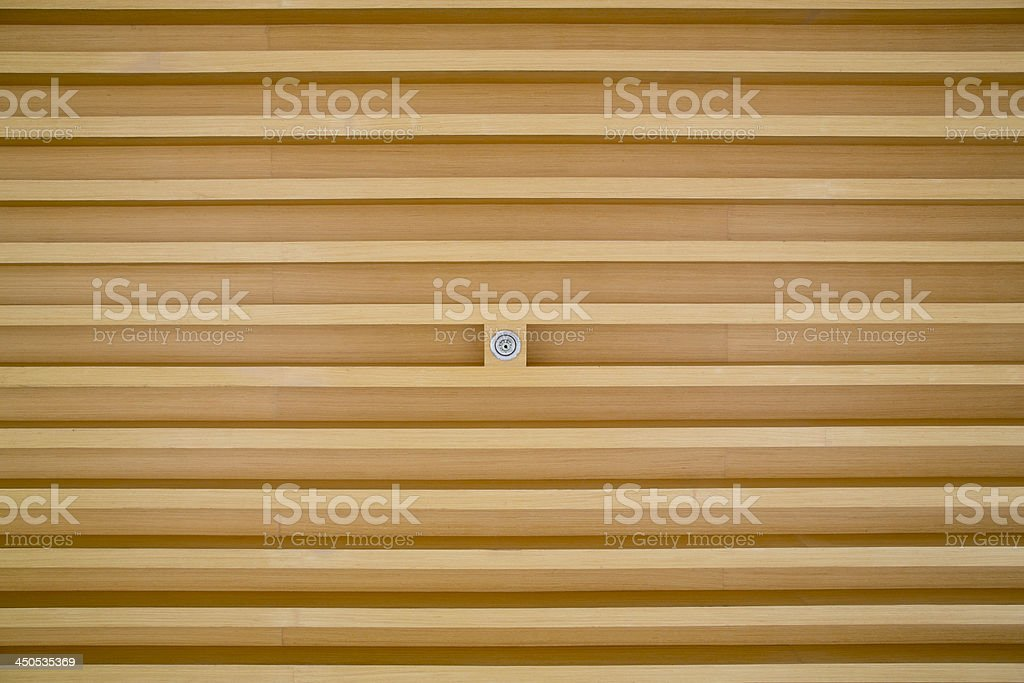 Wood plank brown royalty-free stock photo