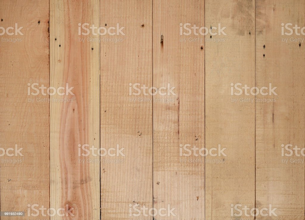 Houten Plank Voor Aan De Muur.Houten Plank Muur Met Verticale Streeppatroon Stockfoto En Meer