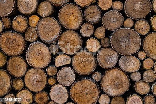 wood planks end