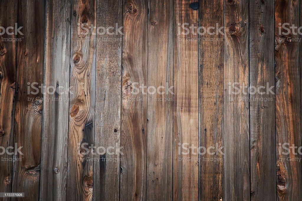 Wood planks frame royalty-free stock photo