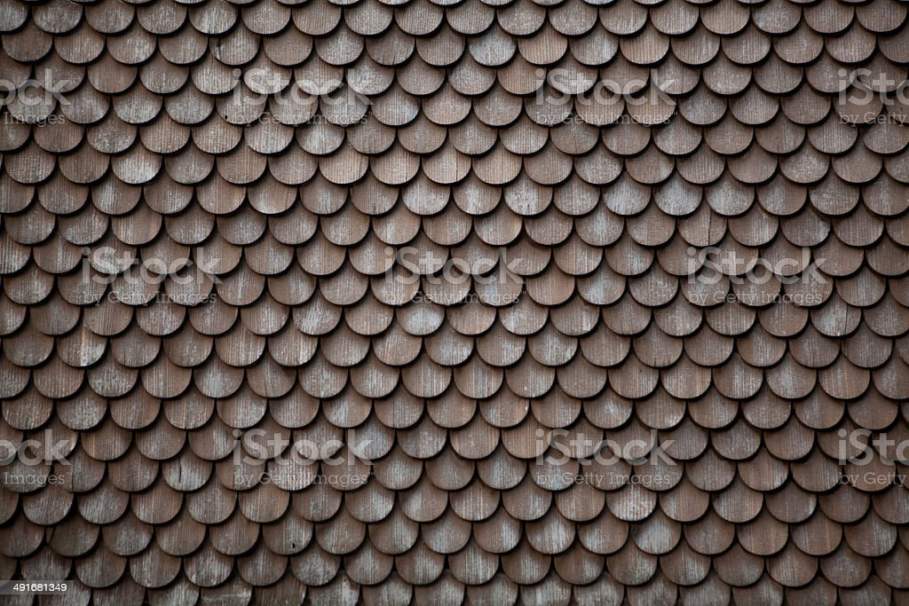 Wood scales stock photo