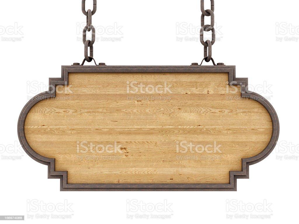 Panneau de bois - Photo