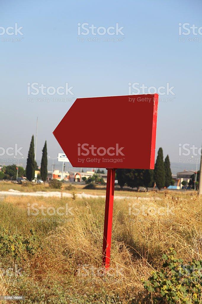 wood signpost - foto de stock