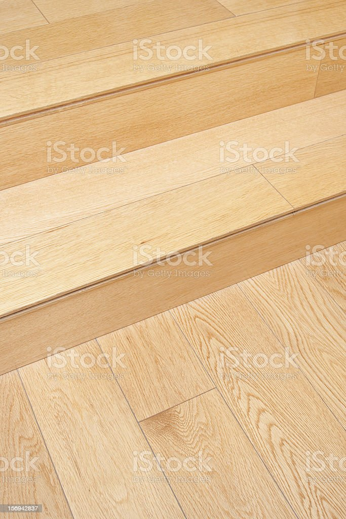 wood stairs background