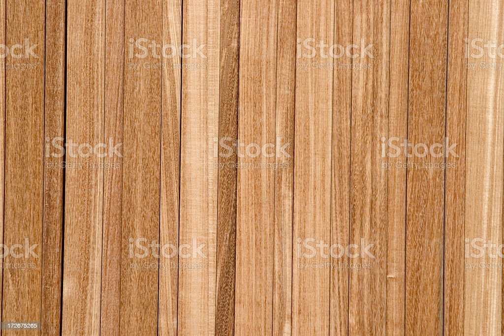 Wood strips royalty-free stock photo