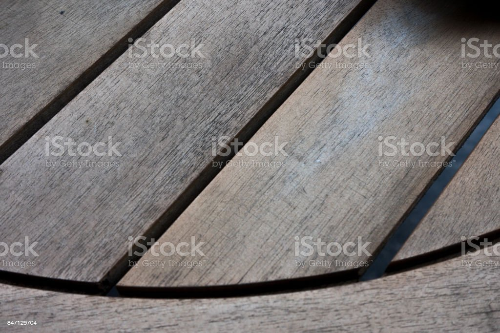 Wood Table Close Up View Structure Design Stock Photo Download Image Now Istock