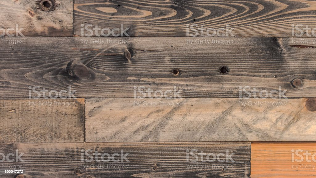 Wood table floor with natural pattern texture. Empty template  wood board can be used as background. stock photo