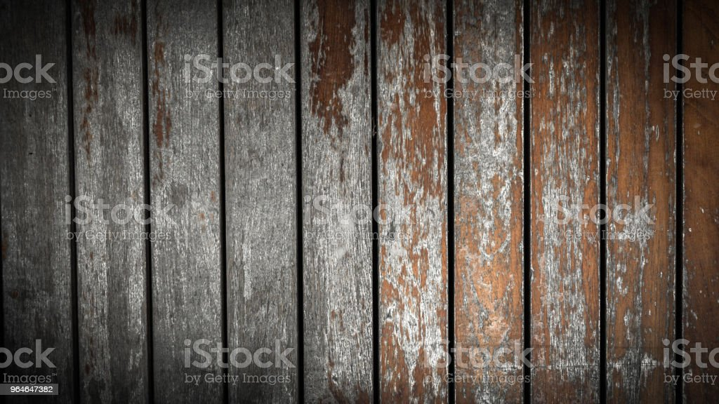 Wood table floor with natural pattern texture. Empty template  wood board can be used as background. royalty-free stock photo