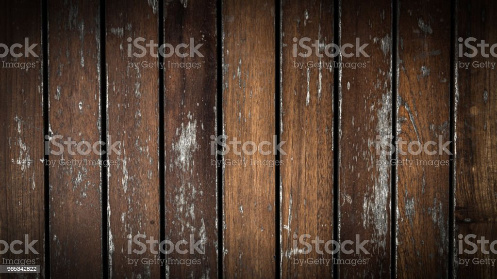 Wood table floor with natural pattern texture. Empty template  wood board can be used as background. zbiór zdjęć royalty-free