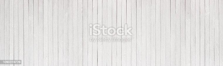 White wooden board, panoramic view of table or floor