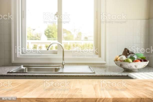Wood table top on blur kitchen room background picture id928765162?b=1&k=6&m=928765162&s=612x612&h=jimj65k21jyogtkixr4jge7 zhst ovp9mc6wjhgeva=