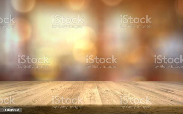 Wood table top on light blur background empty brown wood table picture id1146986931?b=1&k=6&m=1146986931&s=612x612&h=qpcqmlb qgm5qjd76t0dwt69juktp n3hbvwexwlfji=