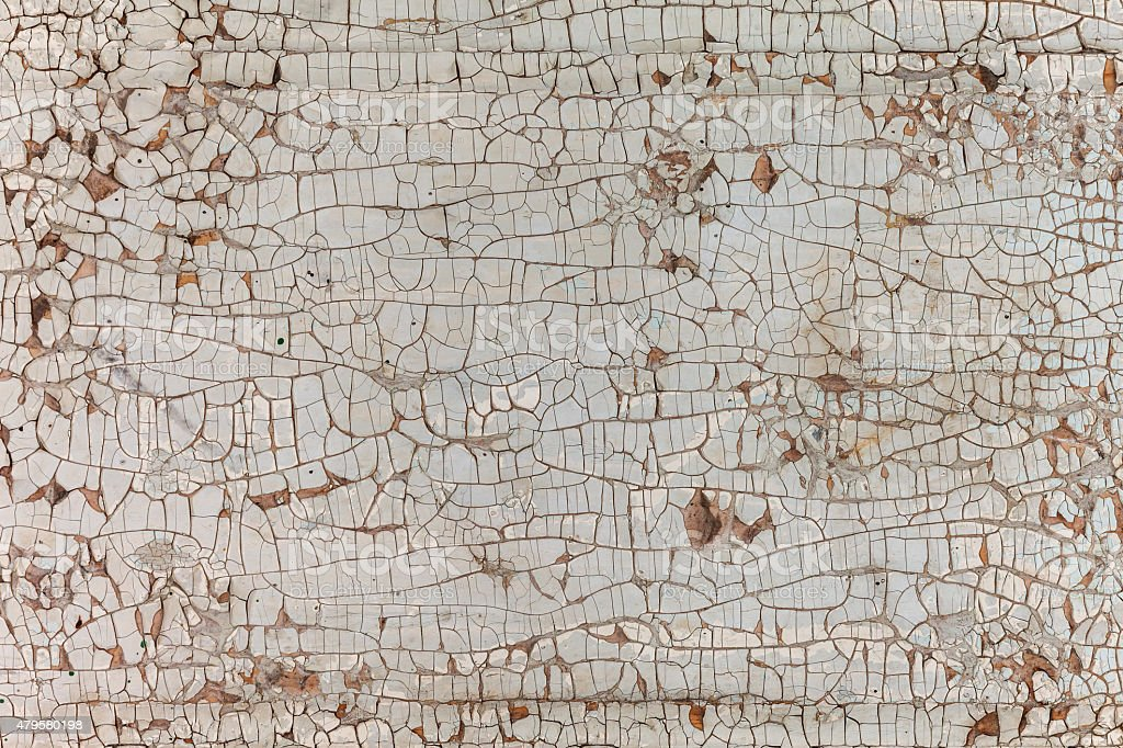 wood texture, background, colorful, cracks in the paint stock photo