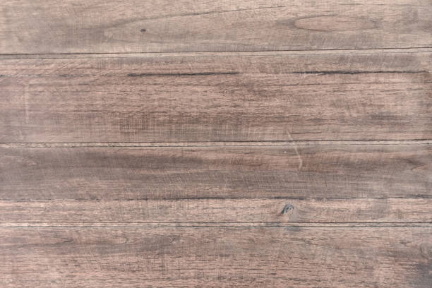 Wood texture background for interior exterior decoration and industrial construction concept design. - foto stock