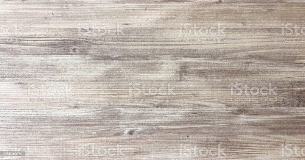 wood texture background, light oak of weathered distressed rustic wooden with faded varnish paint showing woodgrain texture. hardwood planks pattern table top view. - Royalty-free Backgrounds Stock Photo