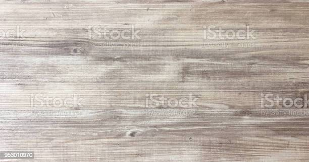 wood texture background, light oak of weathered distressed rustic wooden with faded varnish paint showing woodgrain texture. hardwood planks pattern table top view