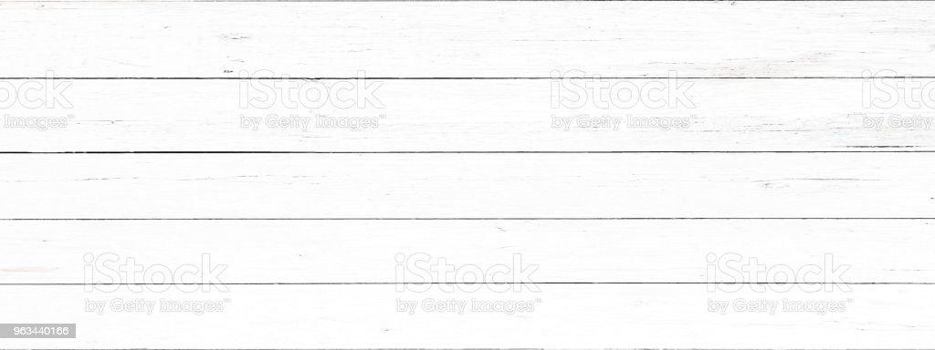 tło tekstury drewna, jasny, wyblakły dąb rustykalny. wyblakła drewniana lakierowana farba przedstawiająca teksturę z drewna. blaszane deski z twardego drewna wzór widoku z góry. - Zbiór zdjęć royalty-free (Drewno - Tworzywo)