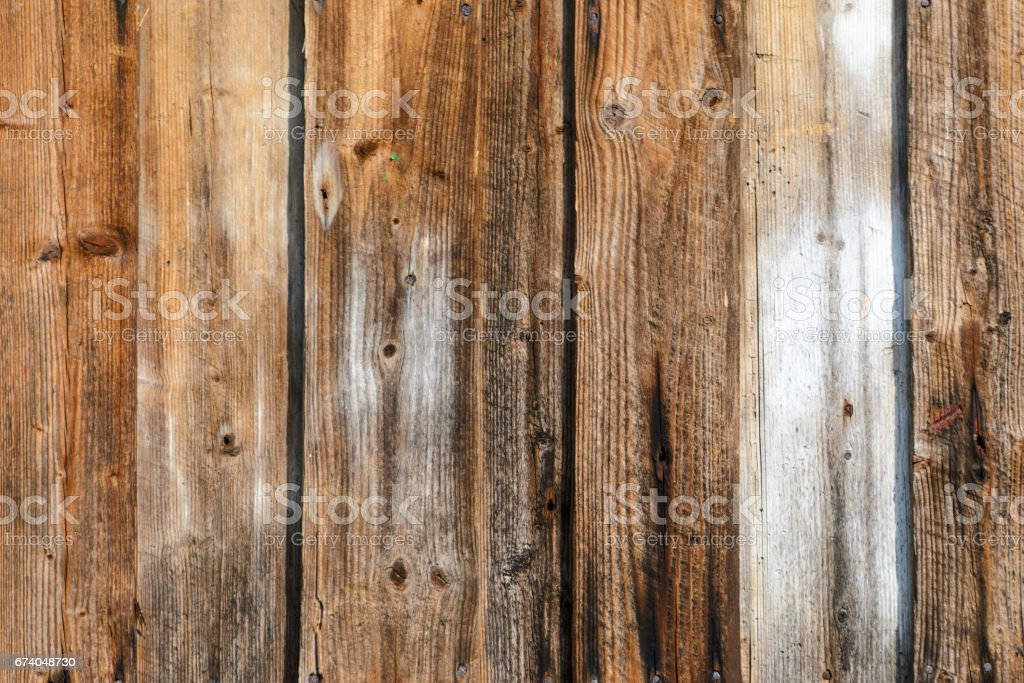 Wood texture. Background of old panels royalty-free stock photo