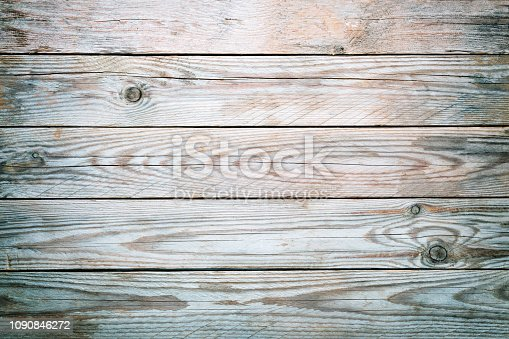 Old Wood. Grey weathered wood background with scratches.